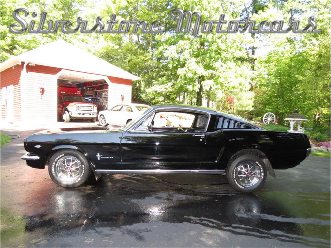 Large Picture of Classic '65 Ford Mustang located in North Andover Massachusetts - $35,800.00 Offered by Silverstone Motorcars - H10Z