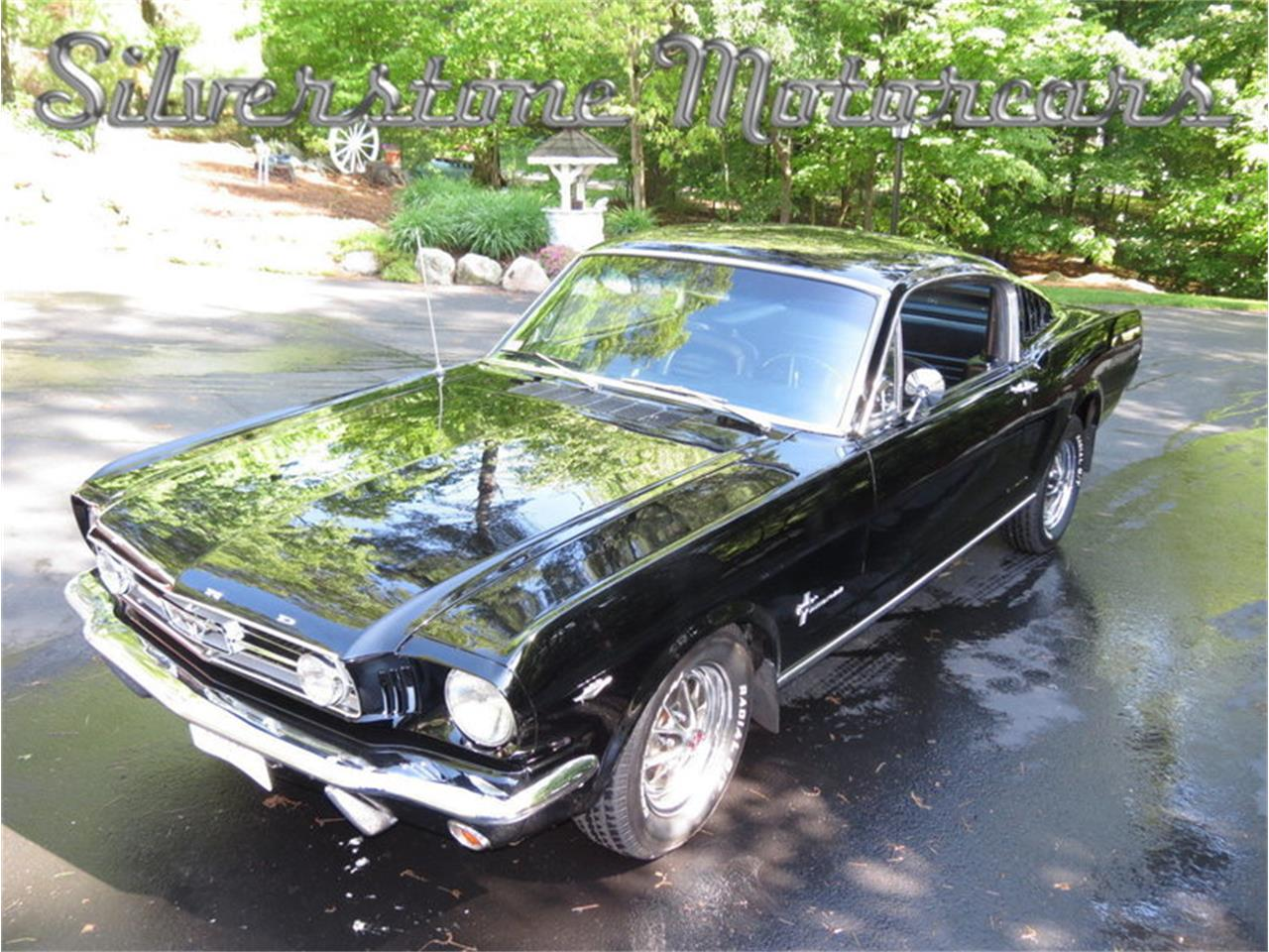 Large Picture of Classic 1965 Mustang located in North Andover Massachusetts Offered by Silverstone Motorcars - H10Z
