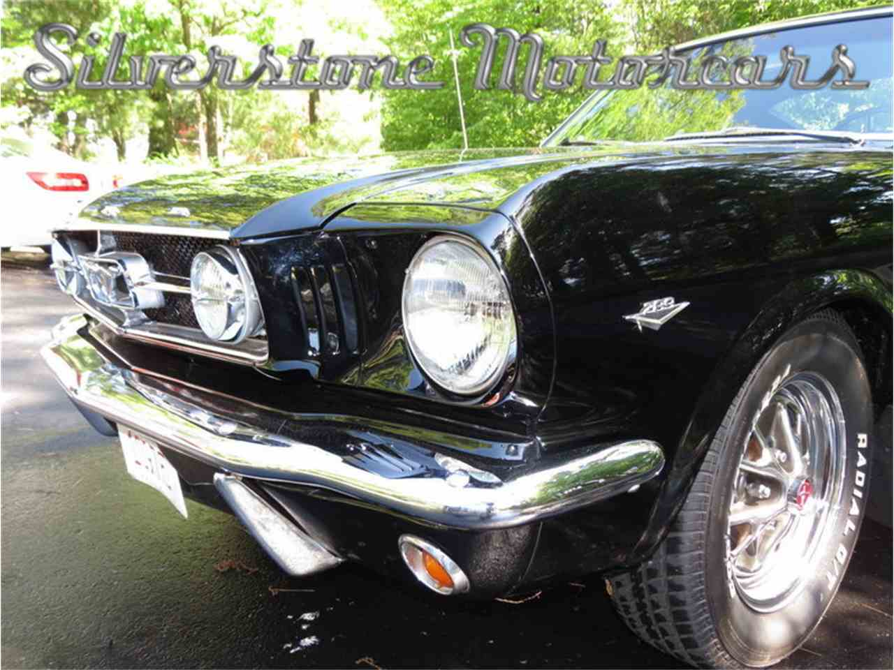 Large Picture of '65 Mustang - H10Z