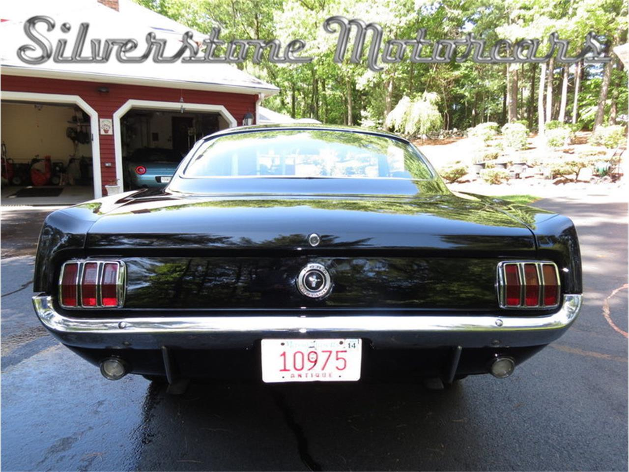 Large Picture of 1965 Mustang located in Massachusetts - H10Z