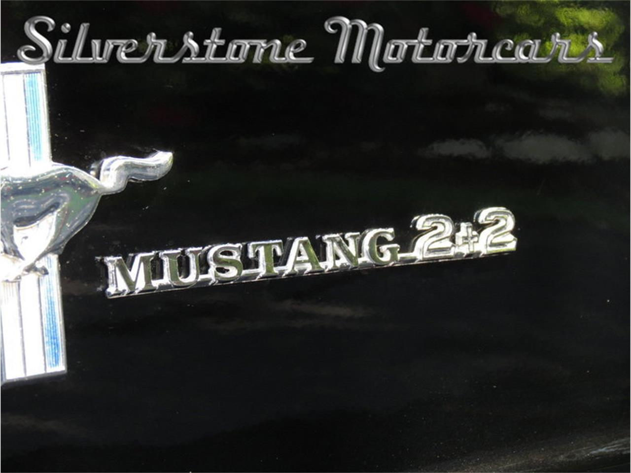 Large Picture of Classic '65 Mustang - $35,800.00 Offered by Silverstone Motorcars - H10Z