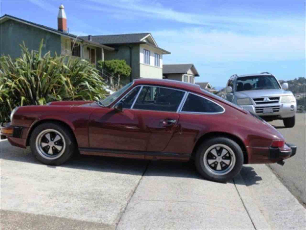 Large Picture of '77 911S - H1OS