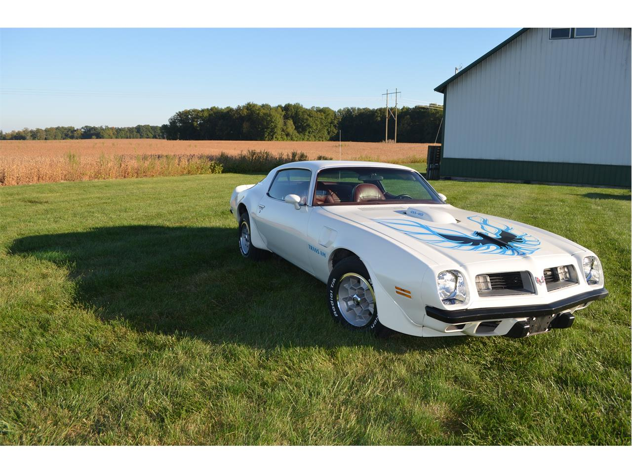1975 Pontiac Firebird Trans Am For Sale Cc 796024 Large Picture Of 75 H27s