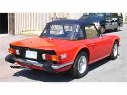 Picture of '75 TR6 - H3HN