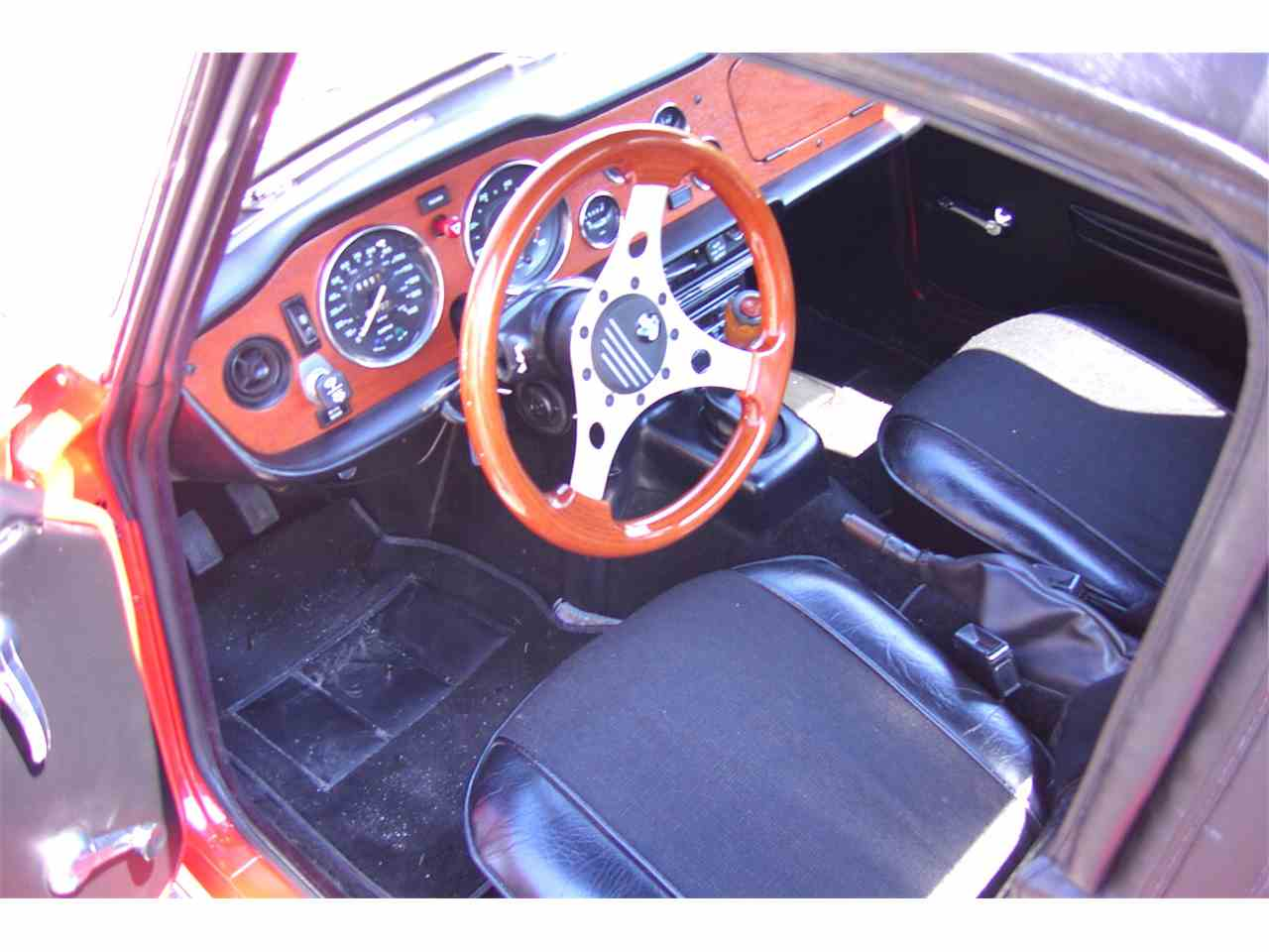 Large Picture of '75 TR6 - H3HN