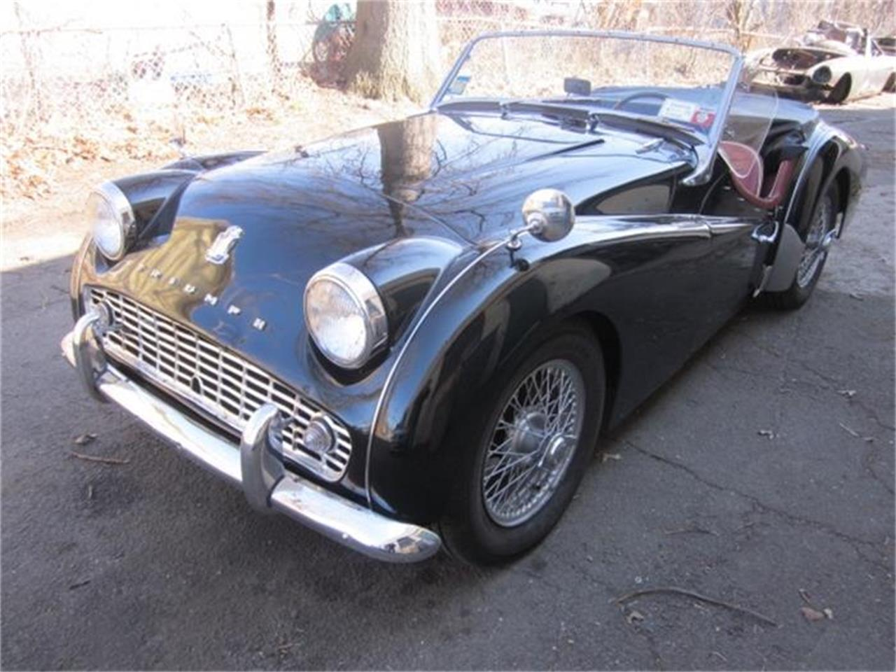 Large Picture of '60 TR3A - H4BP