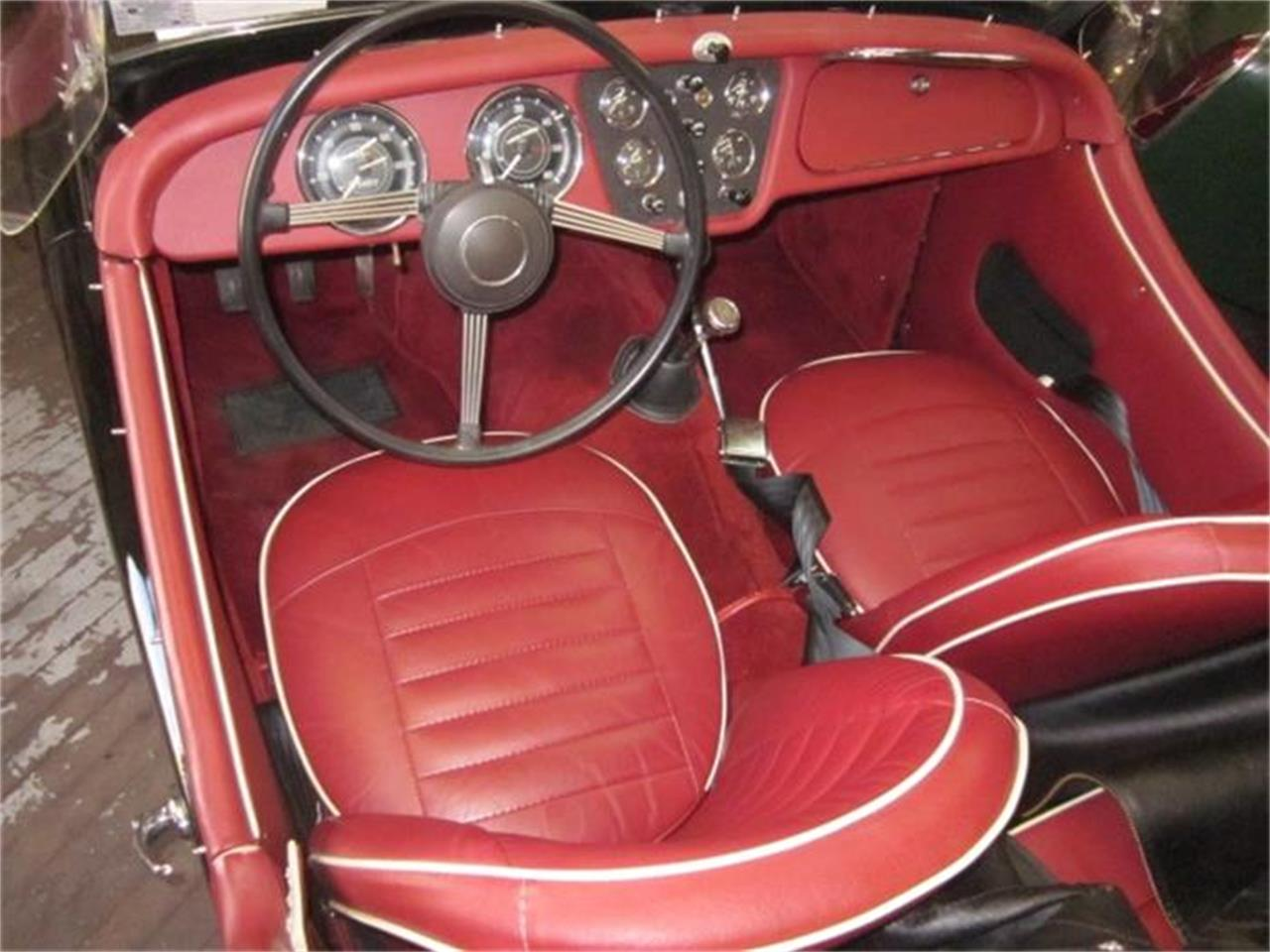 Large Picture of Classic 1960 TR3A located in Connecticut Offered by The New England Classic Car Co. - H4BP