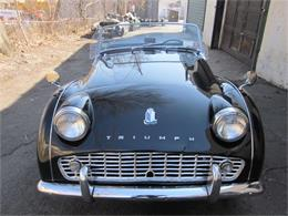 Picture of '60 TR3A located in Connecticut - $35,000.00 Offered by The New England Classic Car Co. - H4BP
