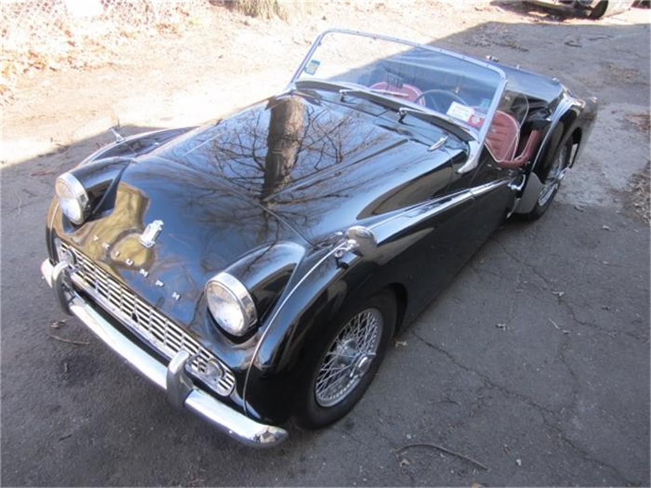 Large Picture of 1960 Triumph TR3A - $35,000.00 Offered by The New England Classic Car Co. - H4BP