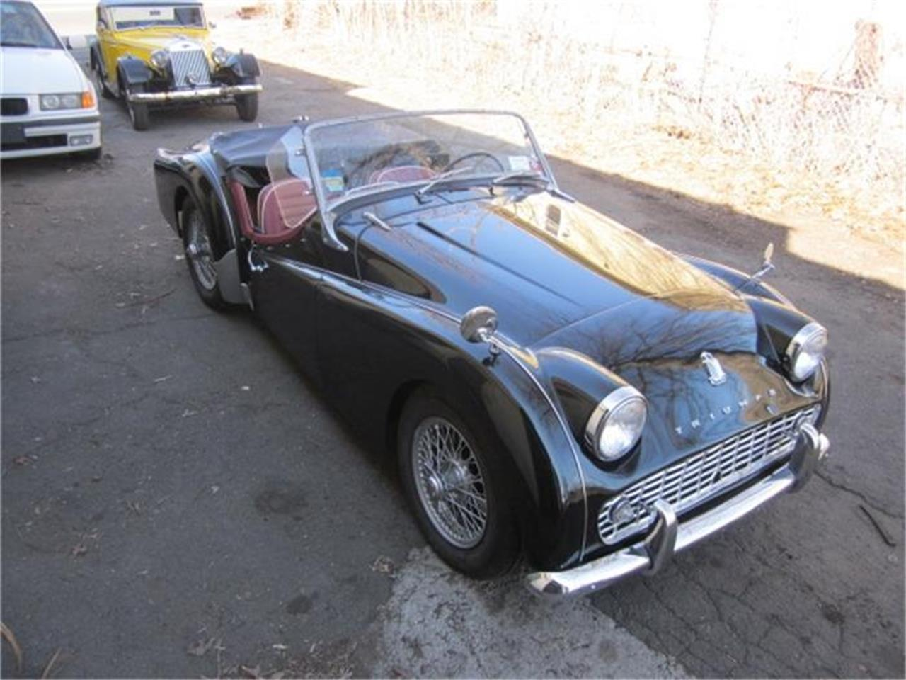 Large Picture of '60 Triumph TR3A - H4BP