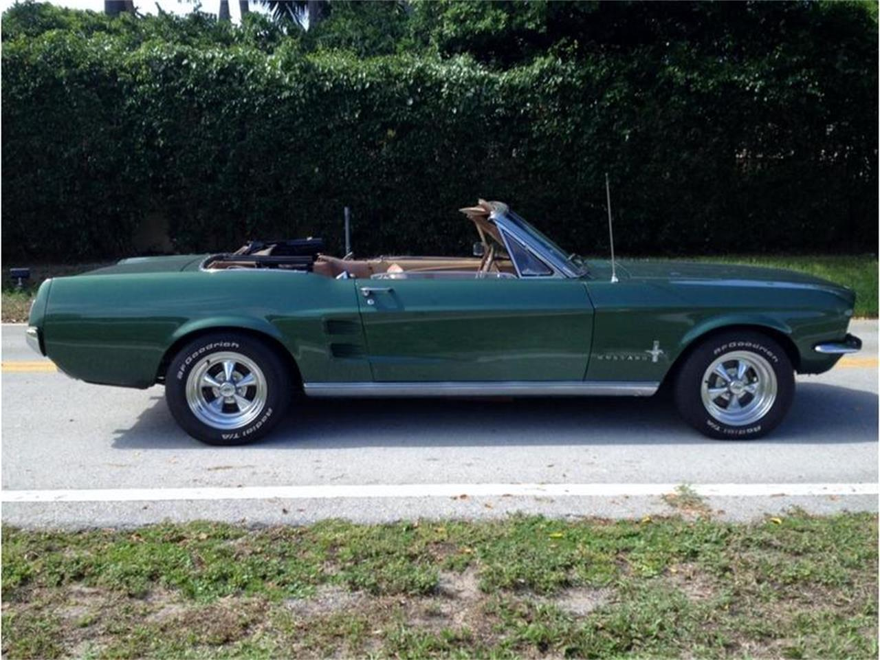 Large Picture of '67 Mustang - H4CD