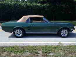 Picture of '67 Mustang - H4CD