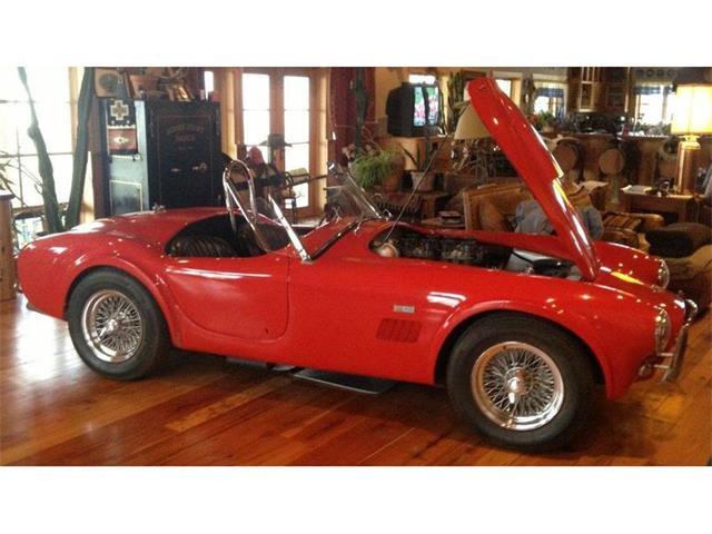 1962 Shelby CSX2000