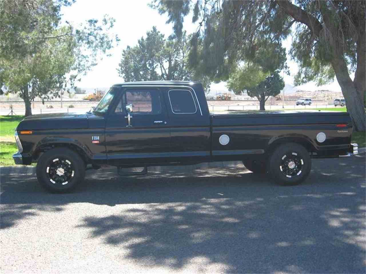 Large Picture of 1975 Ford F250 Offered by Dynamic Motorsports - H4CS