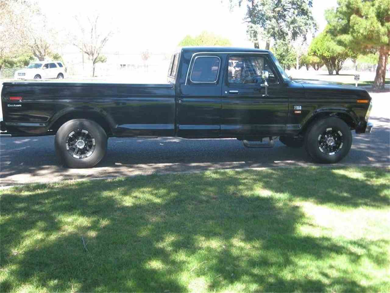 Large Picture of '75 Ford F250 - H4CS