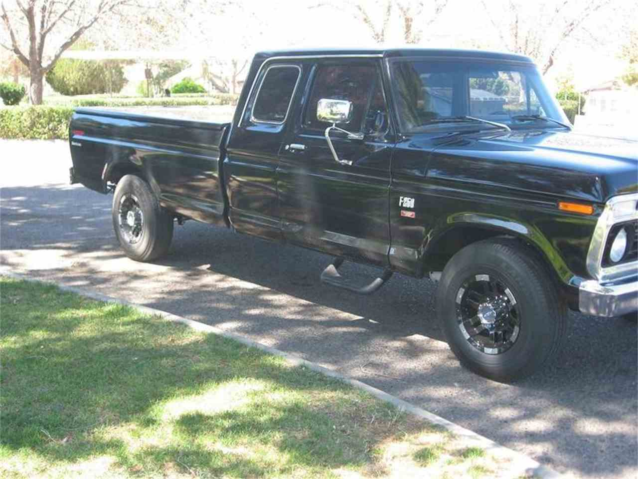 Large Picture of 1975 F250 located in Texas Offered by Dynamic Motorsports - H4CS