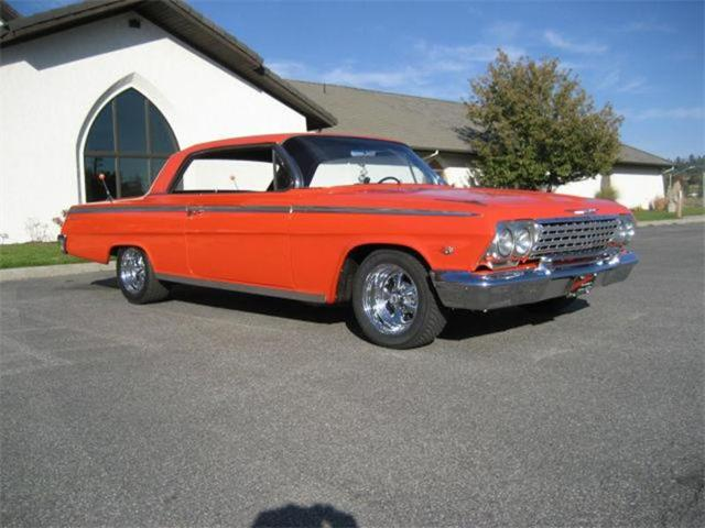 Picture of '62 Impala - H4CU