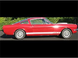 Picture of Classic '66 Shelby GT350 located in Texas - $189,900.00 Offered by Dynamic Motorsports - H4D2