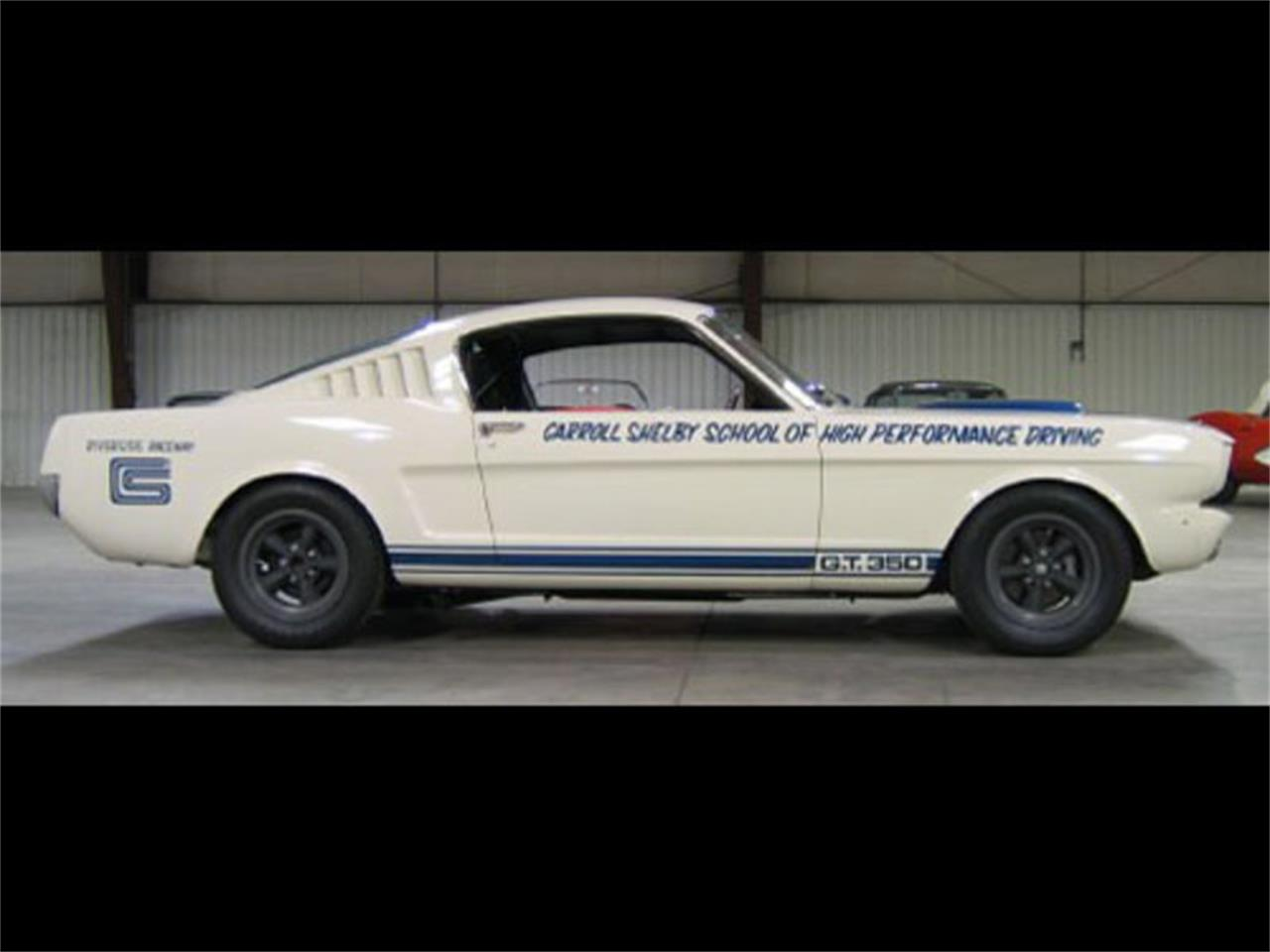 Large Picture of Classic '65 Shelby Mustang - H4D3