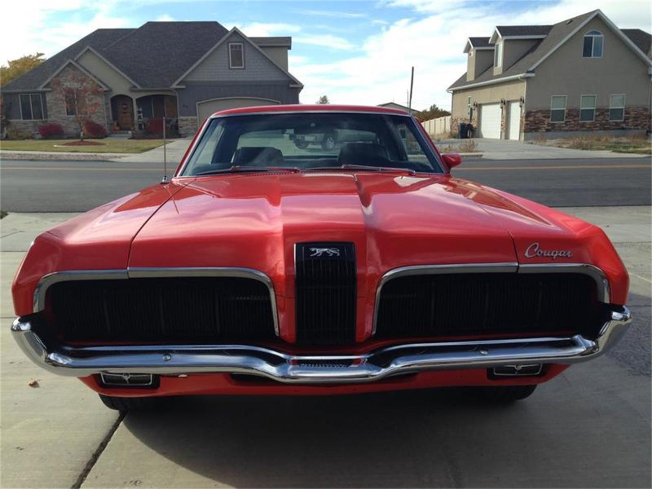 Large Picture of '70 Cougar - H4D5