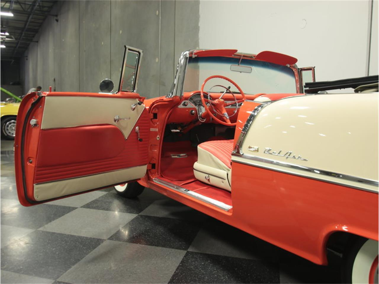 Large Picture of '55 Bel Air - H4DB
