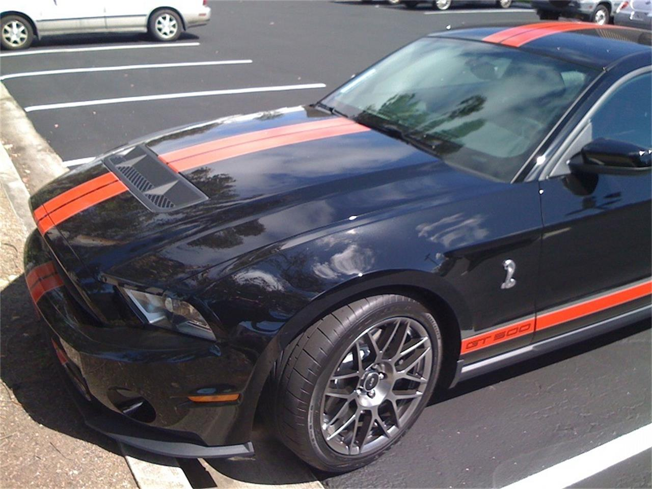 Large Picture of '12 Mustang - H4DE