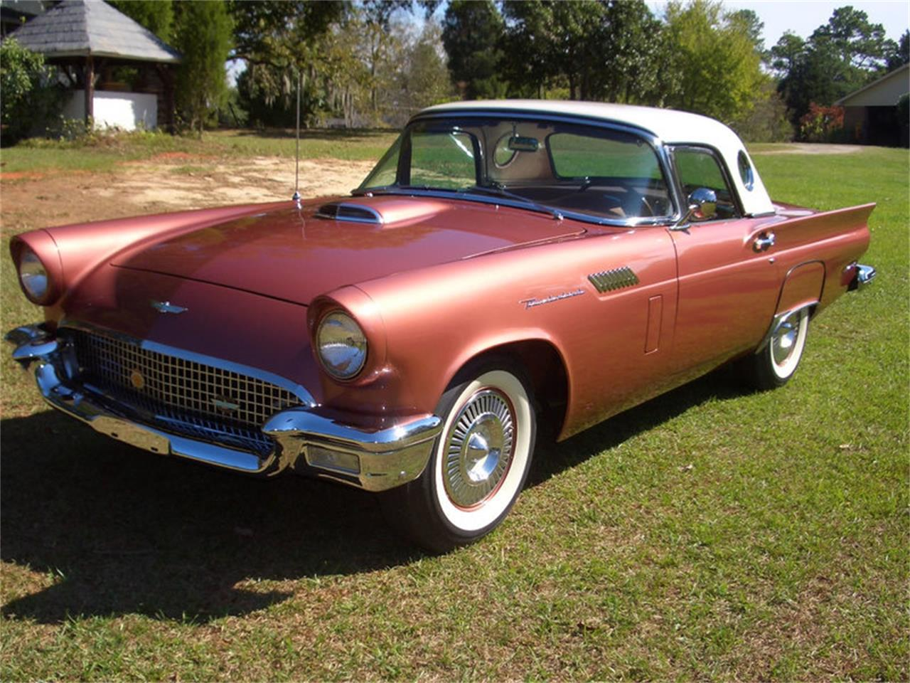 Large Picture of 1957 Ford Thunderbird - H4DH