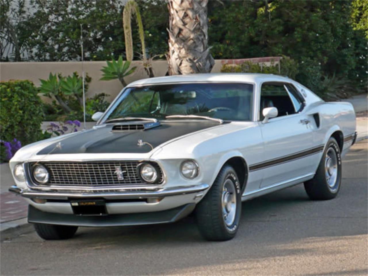 Large Picture of '69 Mustang - H4DI