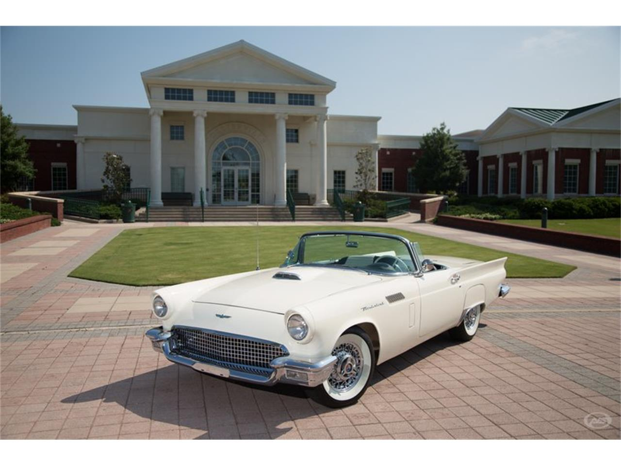 Large Picture of Classic '57 Ford Thunderbird located in Tennessee Offered by Art & Speed - H4Y9