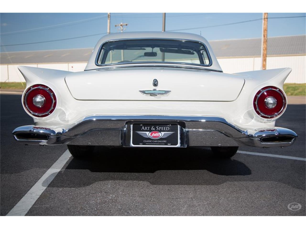 Large Picture of Classic '57 Thunderbird located in Tennessee - $44,900.00 Offered by Art & Speed - H4Y9