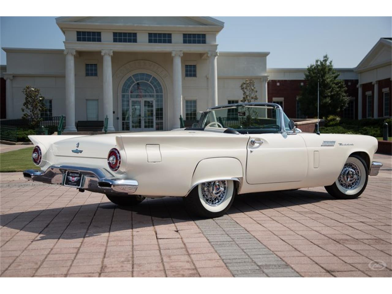 Large Picture of '57 Thunderbird located in Tennessee - $44,900.00 - H4Y9