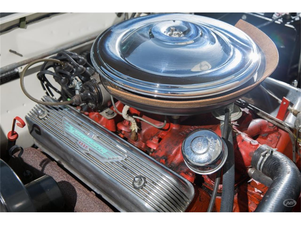 Large Picture of '57 Thunderbird located in Collierville Tennessee Offered by Art & Speed - H4Y9