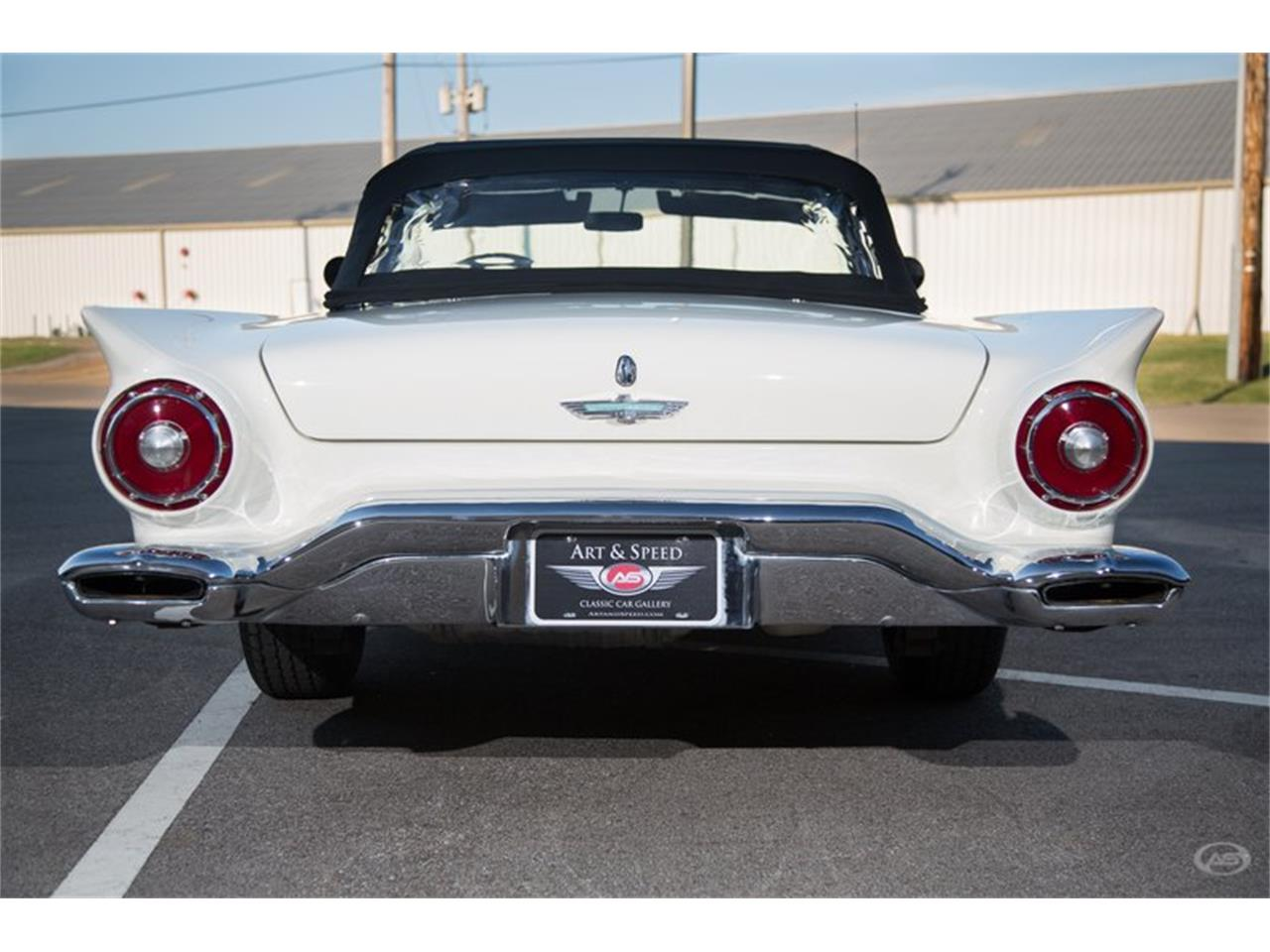 Large Picture of Classic 1957 Thunderbird located in Tennessee Offered by Art & Speed - H4Y9