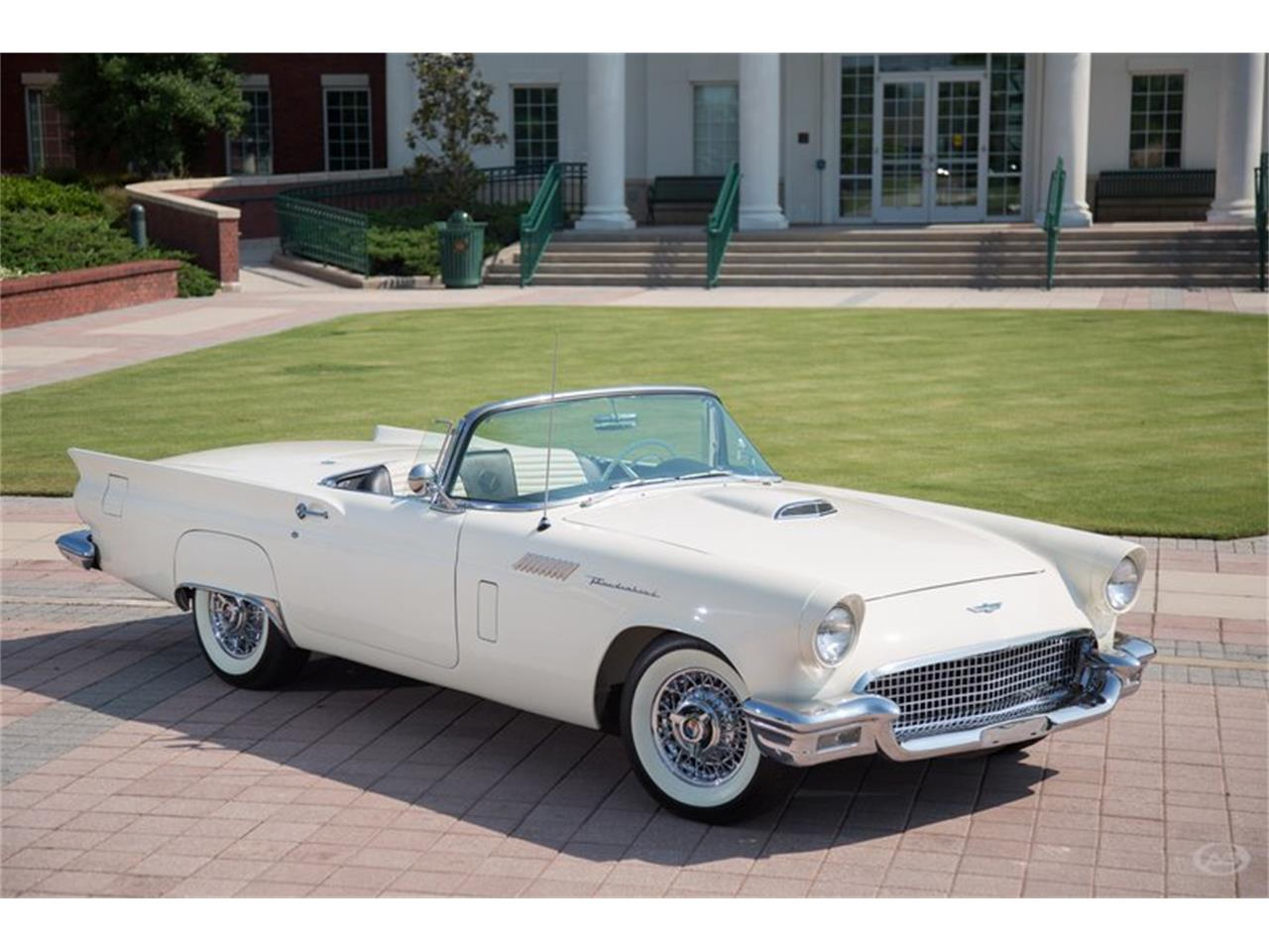 Large Picture of '57 Thunderbird located in Collierville Tennessee - $44,900.00 - H4Y9