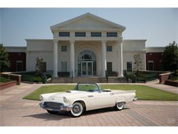 Picture of Classic 1957 Ford Thunderbird located in Collierville Tennessee Offered by Art & Speed - H4Y9