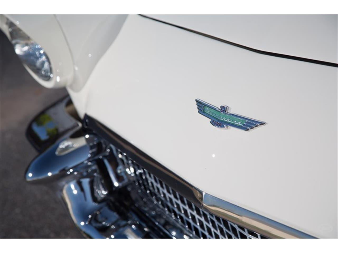 Large Picture of 1957 Thunderbird located in Collierville Tennessee - $44,900.00 - H4Y9