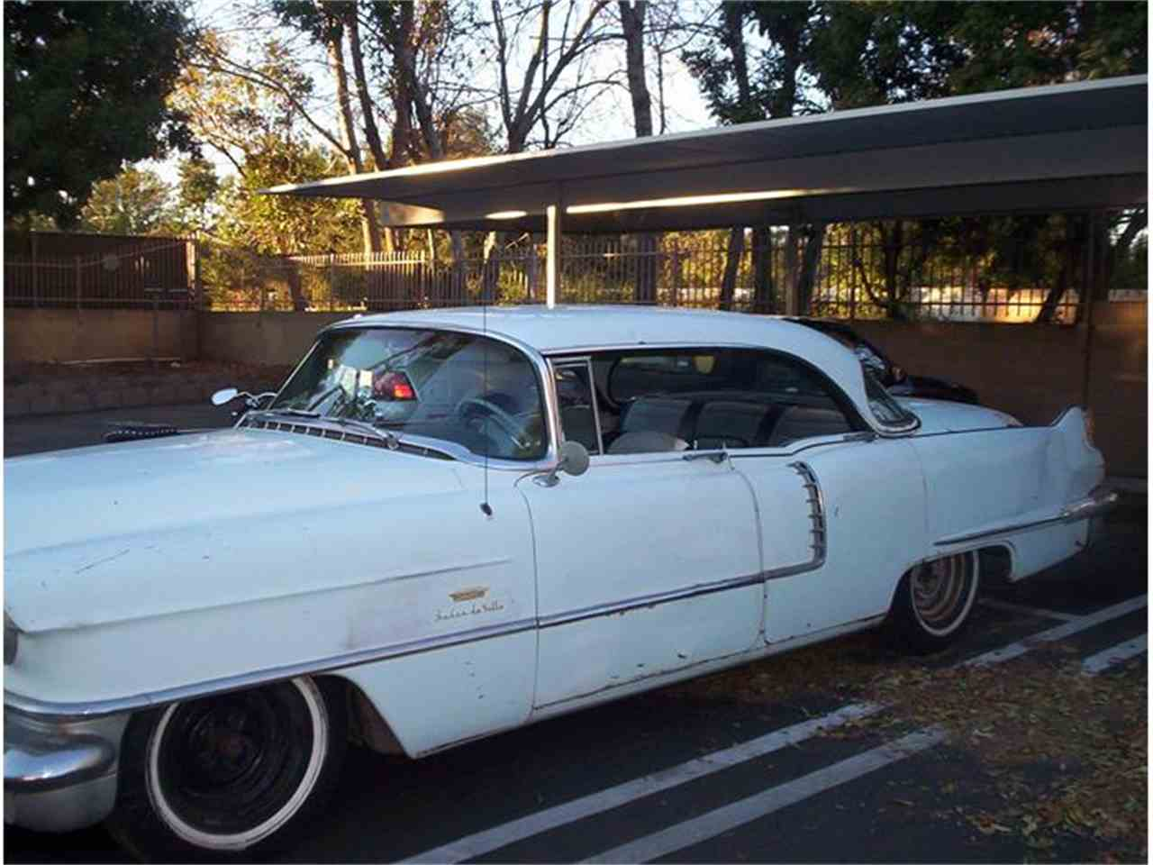 Large Picture of '56 Sedan DeVille - 1WEW