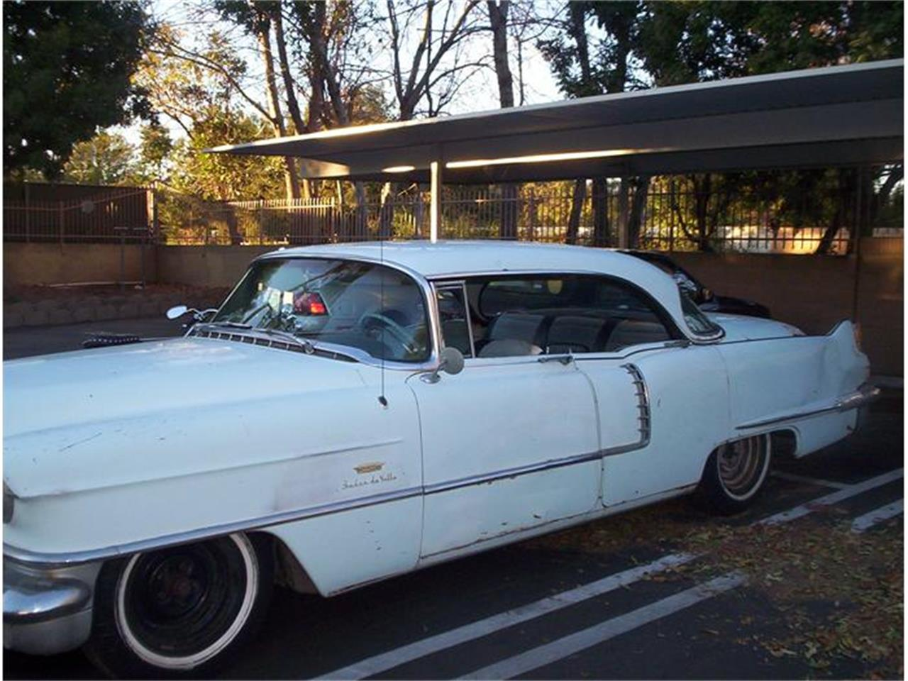 Large Picture of '56 Sedan DeVille - 1WEW