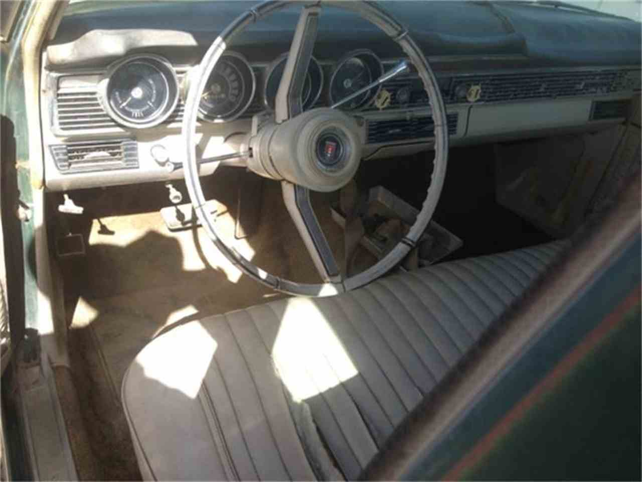 Large Picture of '67 Comet Caliente - H695