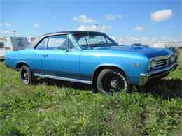 Picture of '67 SS396 Chevelle Marina Blue - H6BR