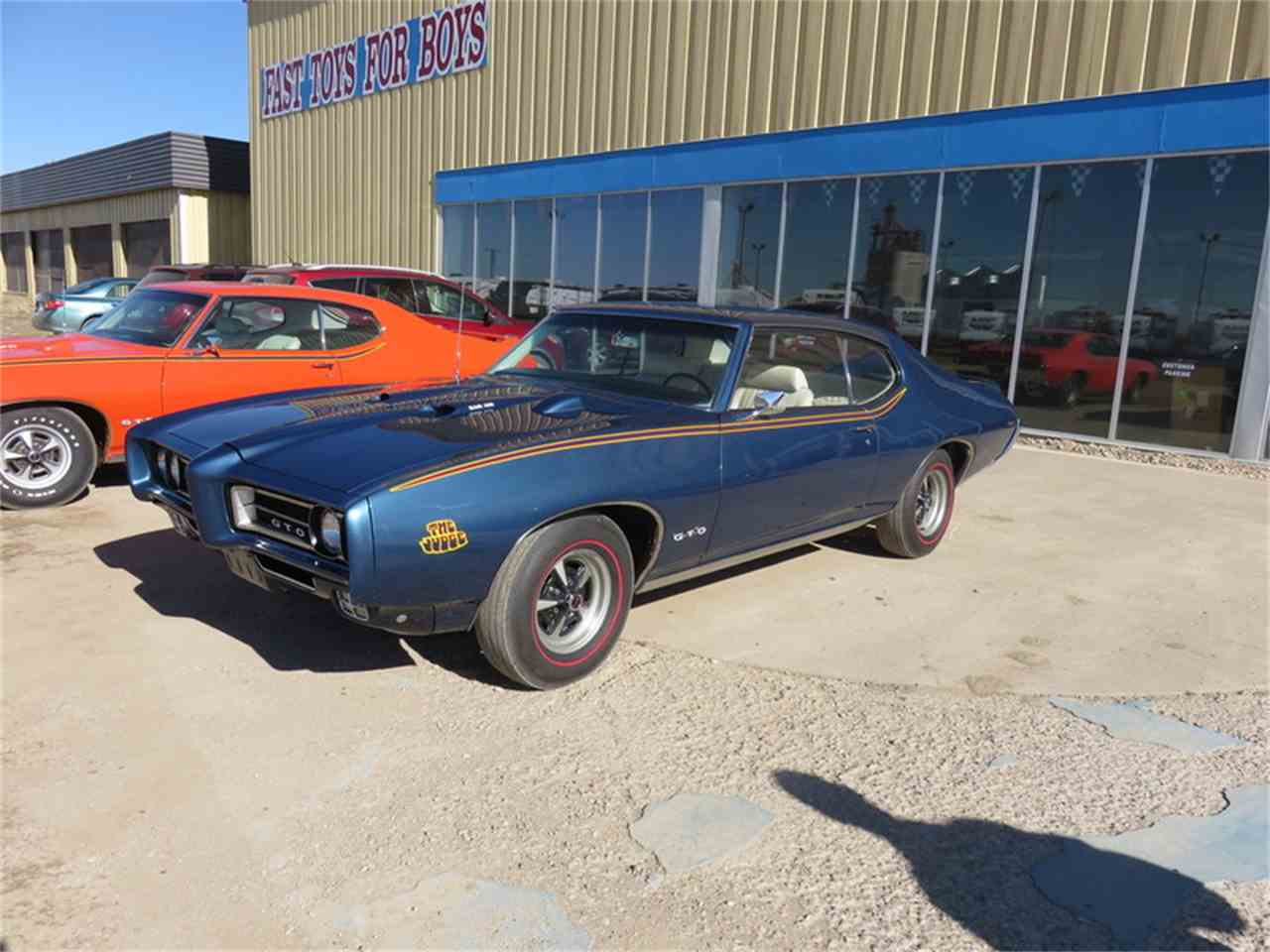 1969 Pontiac GTO (The Judge) for Sale | ClassicCars.com | CC-801353