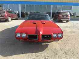 Picture of '70 GTO HT Cardinal Red - H6BY