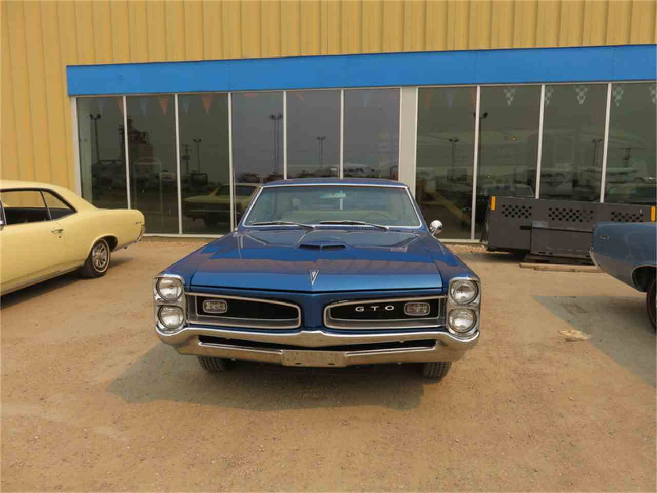 Large Picture of '66 GTO HT Barrier Blue - H6C5