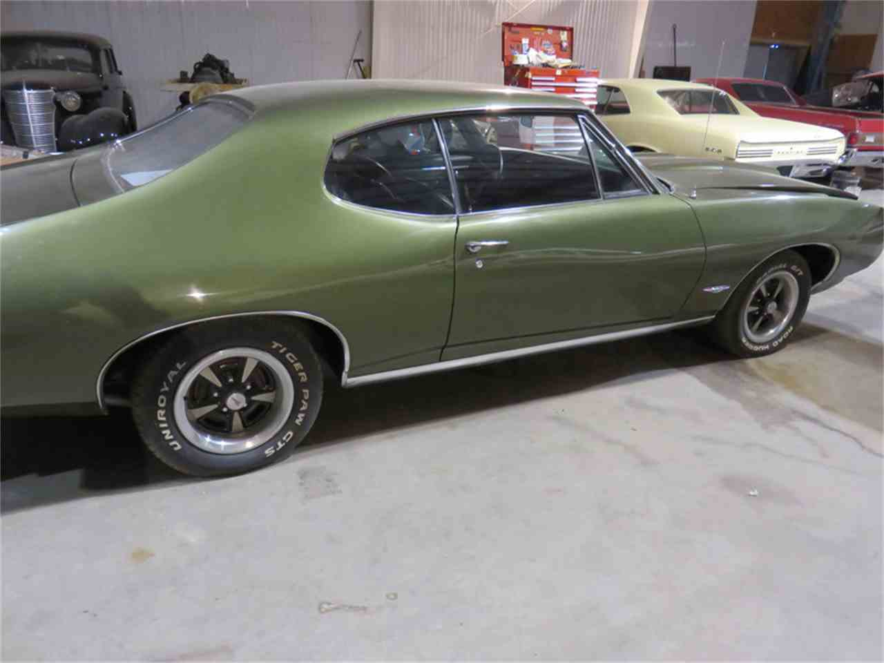 Large Picture of '68 GTO HT Verdoro Green - H6CF