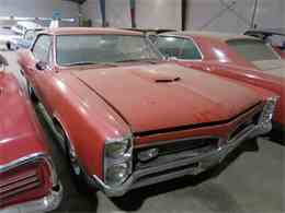 Picture of '67 GTO HT Regimental Red - H6CI