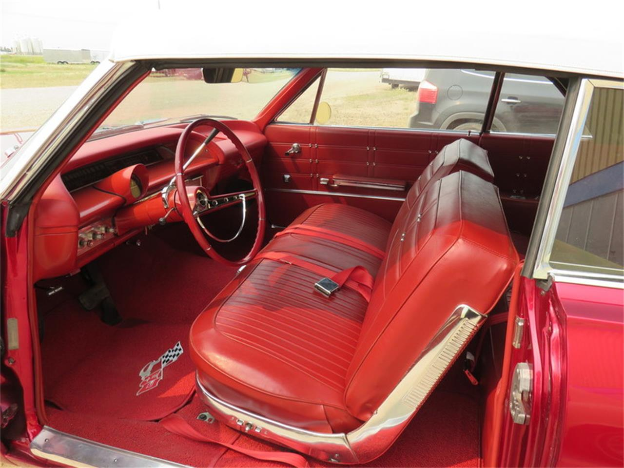 Large Picture of '63 Impala - H6CQ