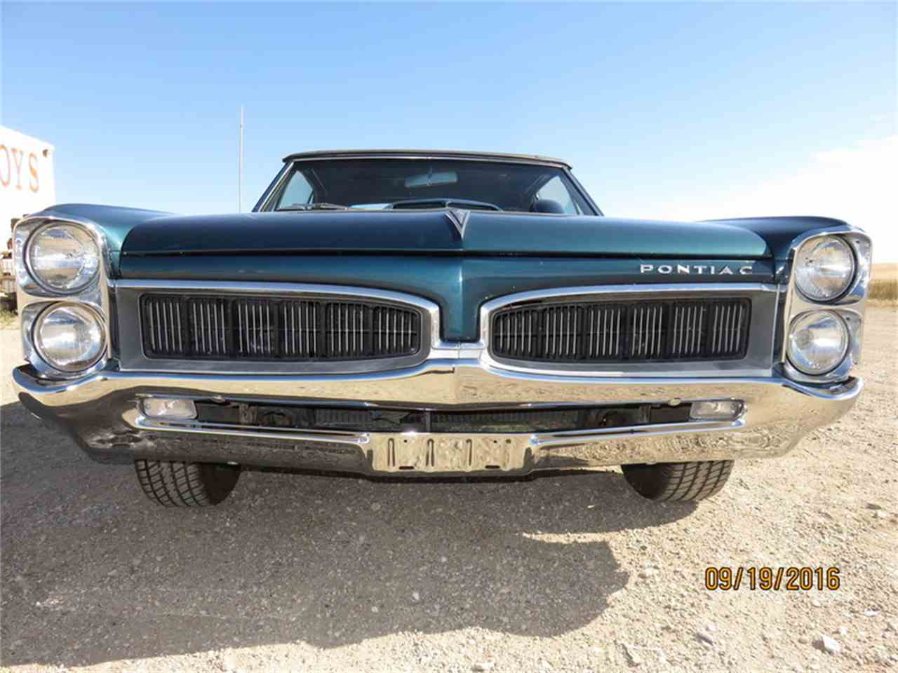 Large Picture of '67 Lemans Tempest Convertible - H6CR