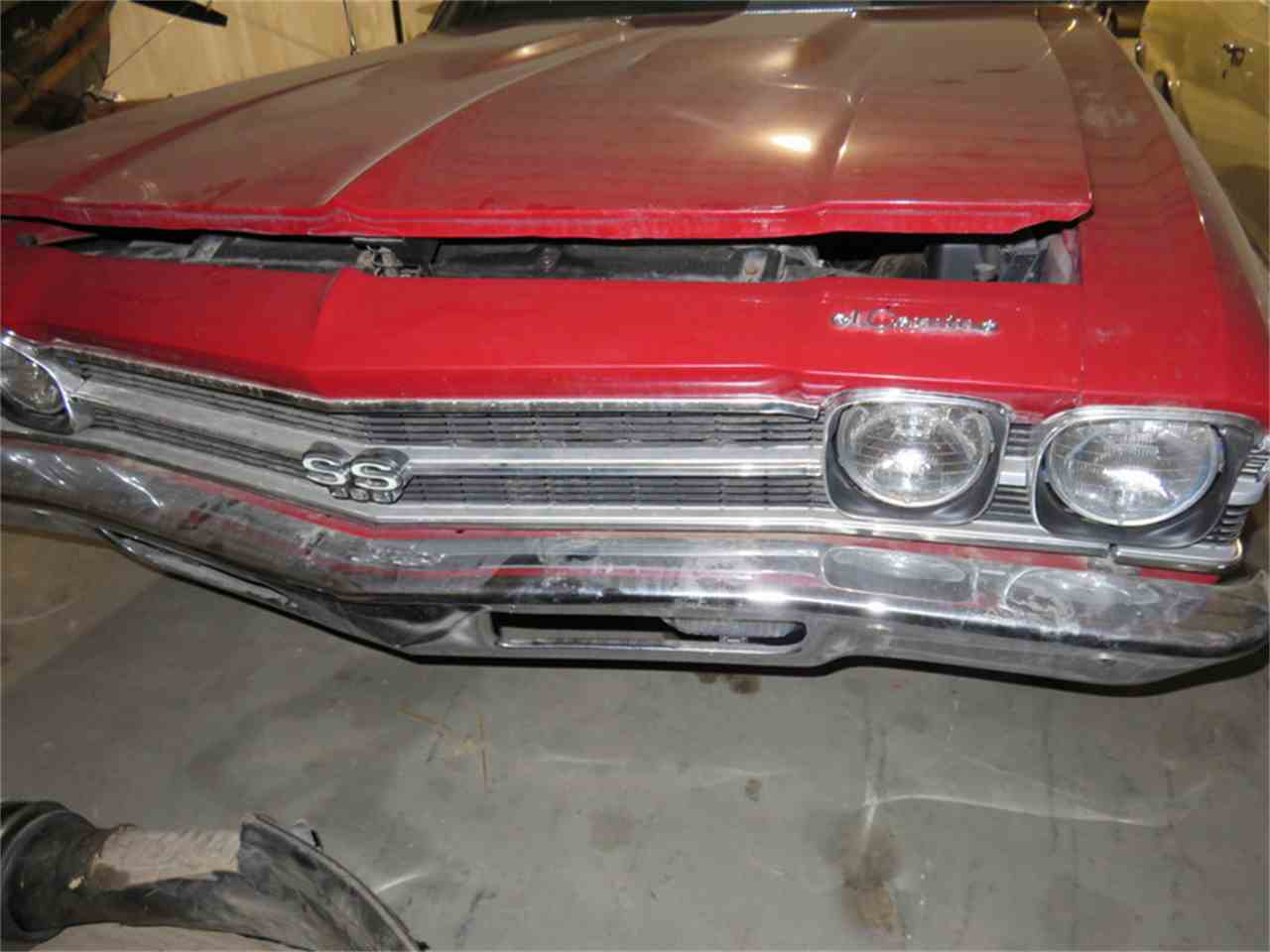 Large Picture of '69 El Camino SS 396 - H6CS