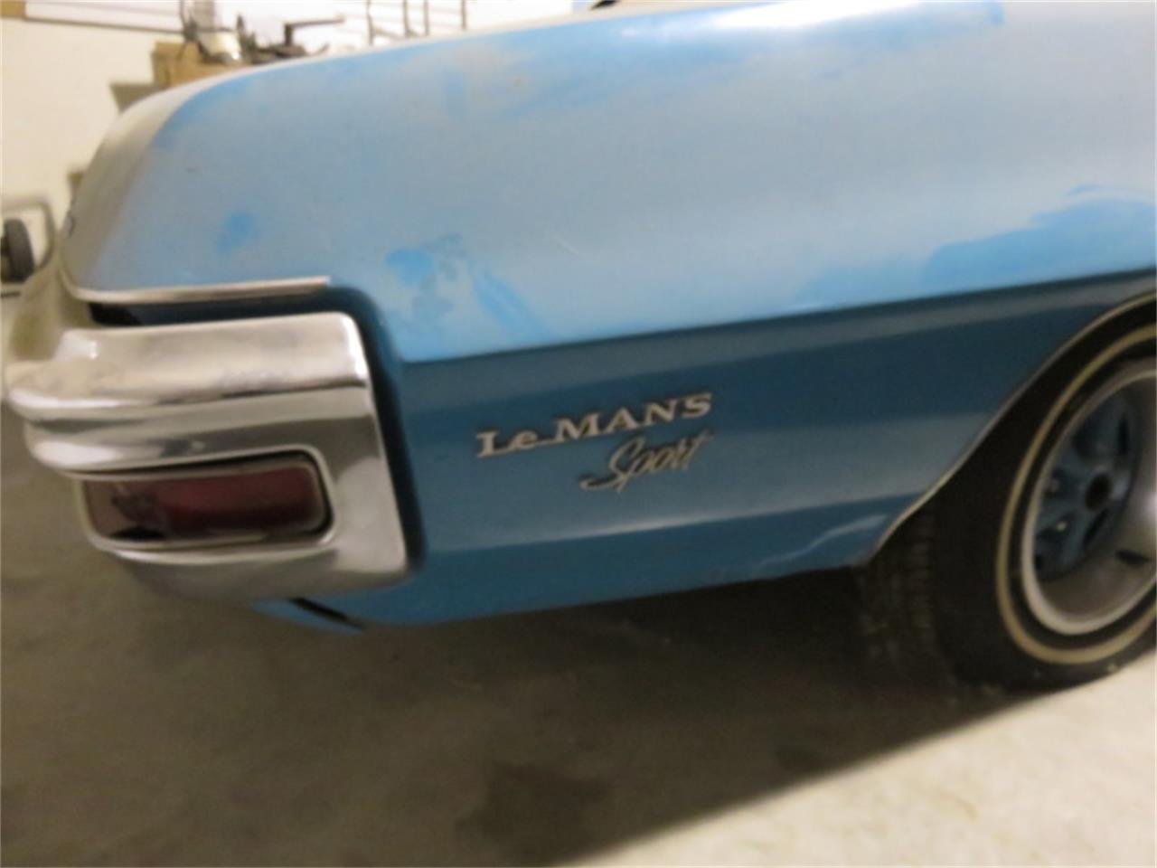 Large Picture of '70 Lemans Tempest Convertible - H6CU