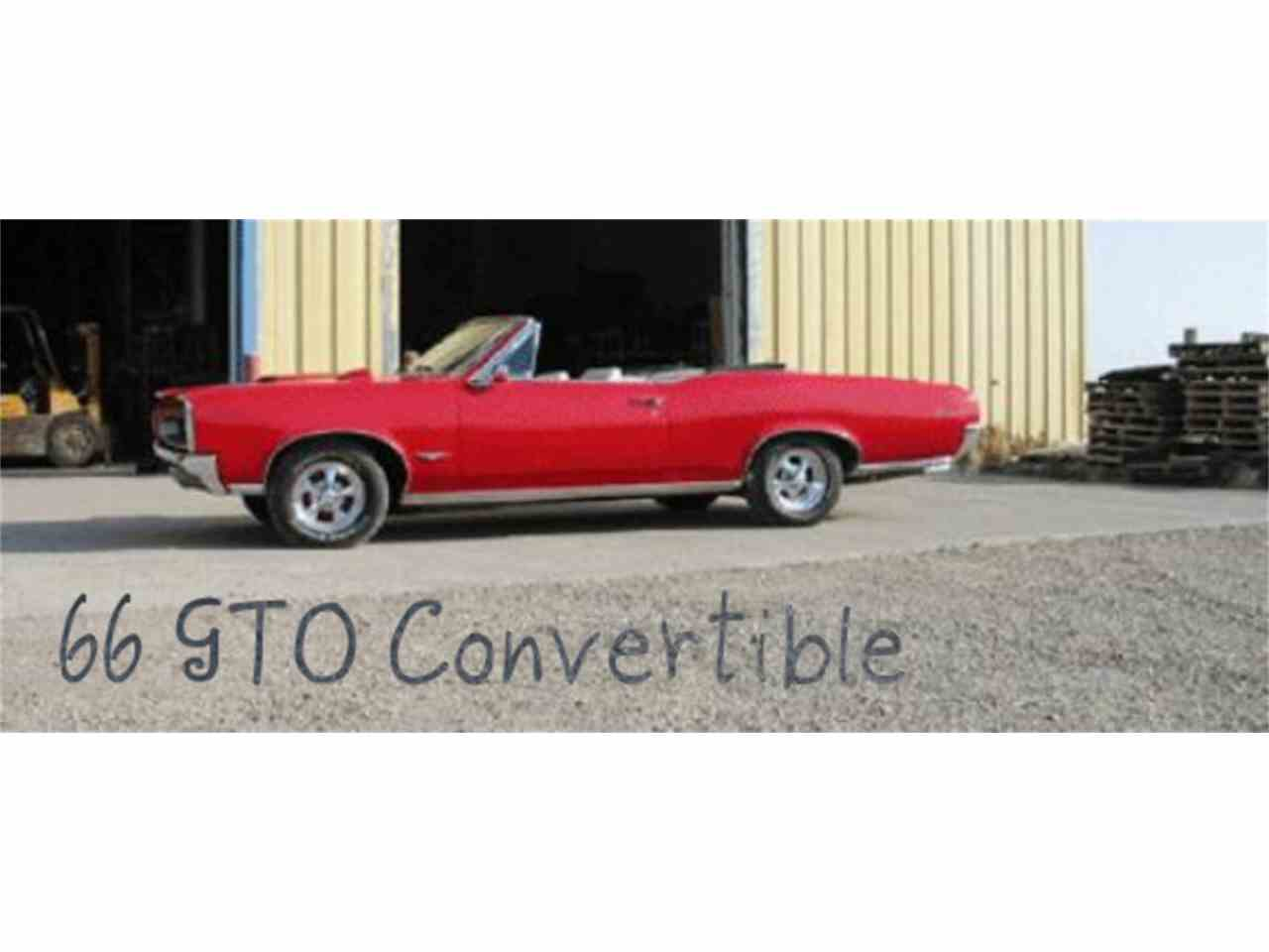 Large Picture of Classic 1966 Pontiac Tempest located in DAVIDSON Saskatchewan Offered by Fast Toys For Boys - H6CW